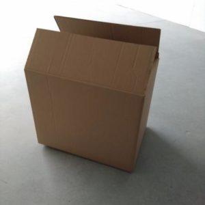 Caja pequeña Marron